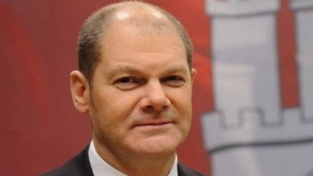 Ολαφ Σολτς, αντιπρόεδρος SPD: Αδύναμη ηγέτης η Μέρκελ